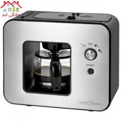 سیستم ضدچکه و گرم نگه دار قهوه ساز پروفی کوک